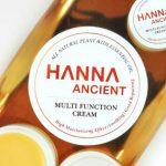 Hanna Ancient Multi Function Cream Blog 2